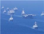 一呼百应!多国海军将来华,航母大驱齐上阵
