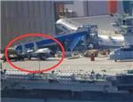 002型舰载机做出一神秘举动,中国成焦点