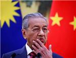 西方威胁无用!马总理再次向中国示好