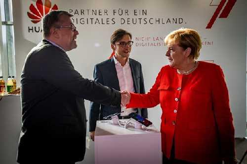 不顾美国劝说 德国也考虑开门迎中国华为!