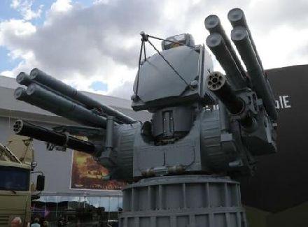 中美俄近防武器对比:中国最科幻,美国最先进
