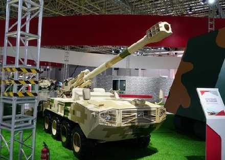 全地形制霸!中国山猫突击车展现神级机动性
