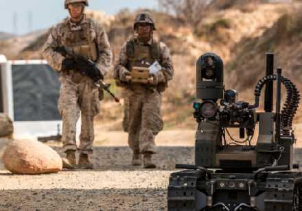 谁才是未来战争指挥者?军事机器人将是绝对主力