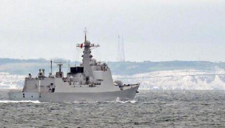 052C神盾舰领头,43艘战舰集结!俄:为世界做榜样