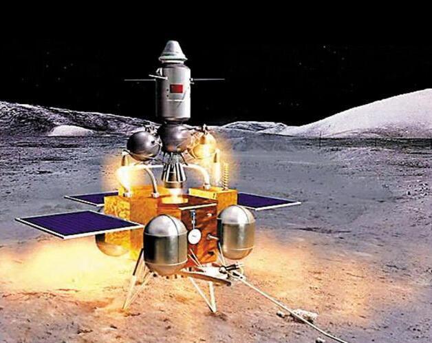 4个首次突破!嫦娥五号将在月球正面着陆,美酸了