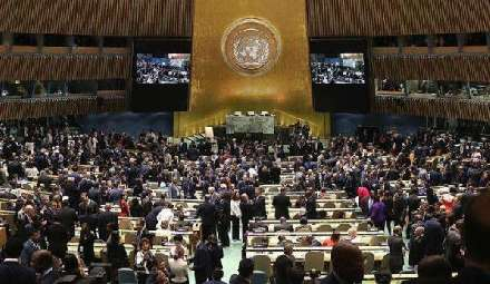 正义不会缺席!14国一致支持中国,会场交锋很激烈