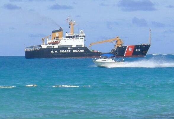 美大批海警船驶入太平洋!俄:来者不善,中国警惕