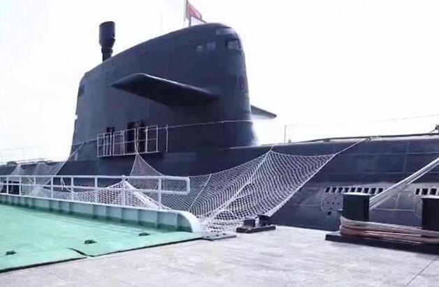 4型核潛艇下餃子,馬偉明新技術大展拳腳