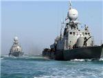一触即发:伊朗舰队冲向地中海,美军舰设下伏击圈