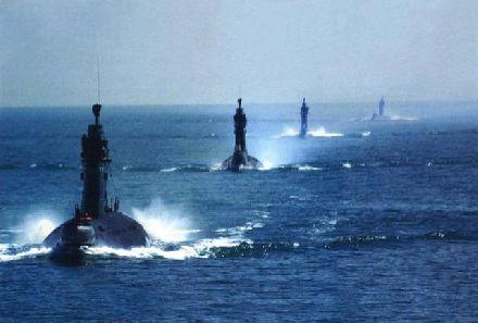 096核潜艇一声巨响,巨浪3命中目标,美:一场灾难
