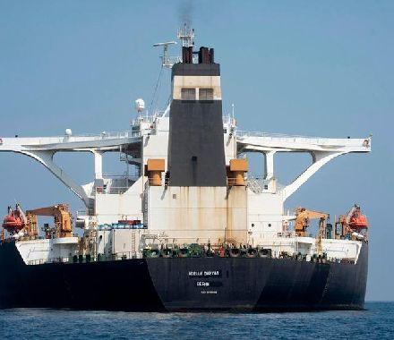 伊朗终于扳回一局,神秘买家出手,买下一整船原油