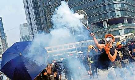 铁证如山!美国插手香港直接证据被曝光,曾资助大量资金